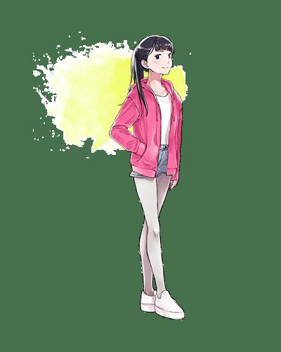 上原京花(うえはら・きょうか)